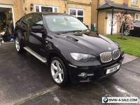 "bmw x6 40d (306 BHP) Rare Sunroof 2011 Full Leather Sat Nav 20"" Alloys"