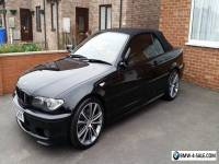 BMW E46 320CI Sport Convertible Cabriolet, Manual, FSH,Top Spec/Condition
