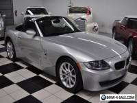 2007 BMW Z4 Roadster 3.0i Convertible ONLY 43K MILES - FLORIDA
