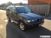 BMW X5 2003, Great Condition, FSH, 12 Month MOT 3.0l petrol