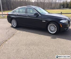2013 BMW 5-Series 535i xdrive for Sale