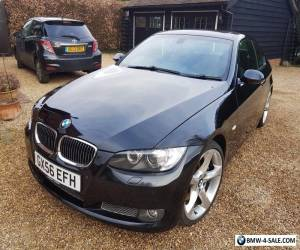 BMW 335i Black Coupe *FSH*Jan-18 MOT*High Spec* for Sale