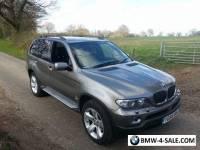 BMW X5 e53 3.0 diesel 2005