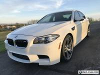 2014 BMW M5 Base Sedan 4-Door