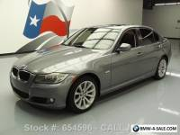 2011 BMW 3-Series 328I XDRIVE SEDAN AWD SUNROOF HTD SEATS