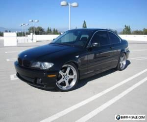 2004 BMW 3-Series 325ci for Sale
