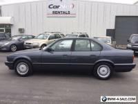 BMW 5 25I GREY 4D SEDAN 1994