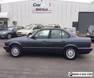 BMW 5 25I GREY 4D SEDAN 1994 for Sale