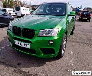 BMW X3 F25 xDrive 2.0 AUTO SUV 5dr 2011 for Sale