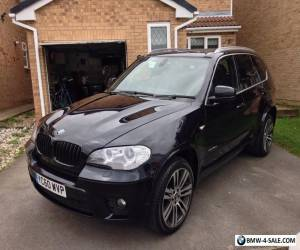 bmw x5 40d m sport high spec 47k for Sale