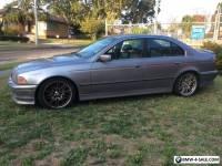 1998 BMW 540i -E39