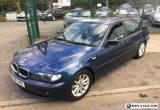 BMW 320D ES 2004 54 REG *MOT SEP 2017 *DIESEL for Sale