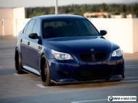2006 BMW M5 4-Door Sedan Carbon Fiber Upgrades Must See!