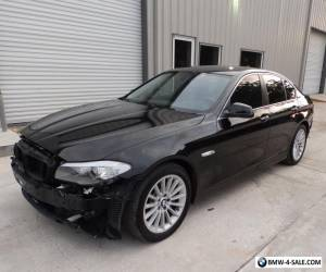 2013 BMW 5-Series 535i, Twin Turbocharged, Auto, Moonroof,  32,152 for Sale