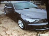 BMW 118d grey