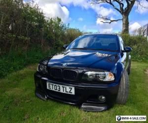 2003 BMW M3 BLACK for Sale