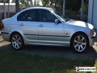MY 2002 E46 BMW 325i