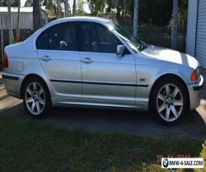 MY 2002 E46 BMW 325i for Sale