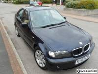 2003 BMW 318 1.8 PETROL - 11 MILES - 11 months MOT .