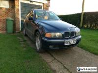1998 E39 BMW 523i Manual with FSH and MOT til August