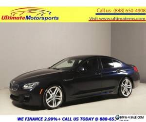 2014 BMW 6-Series Base Sedan 4-Door for Sale