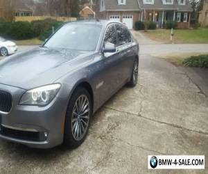 2011 BMW 7-Series 750Li for Sale