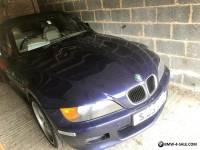 BMW Z3 2.8 *Wide Body*