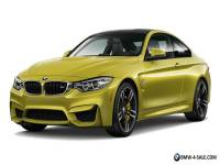 2015 BMW M4 2 Door Coupe