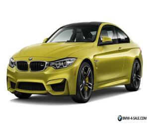 2015 BMW M4 2 Door Coupe for Sale