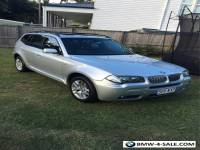 BMW X3 2.5 Auto 2007 Low Kms