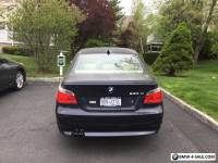 2007 BMW 5-Series XI