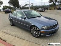 2005 BMW 3-Series Sport Package