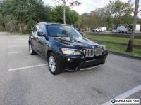 2011 BMW X3 35XDRIVE AWD SPORT PREMIUM TECHNOLOGY PKG