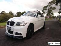 BMW E90 320D, Turbo Diesel, 3 Series, M-Sport, Sedan, Navagation, iDrive