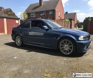 BMW E46 330Ci Sport 5 Speed Manual Blue Non Sunroof for Sale
