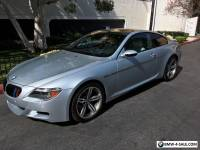 2007 BMW M6 LEATHER