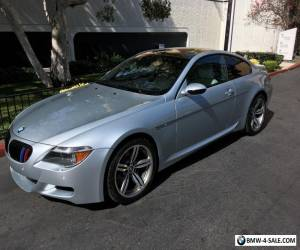 2007 BMW M6 LEATHER for Sale