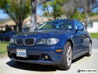 2004 BMW 3-Series Base Coupe 2-Door