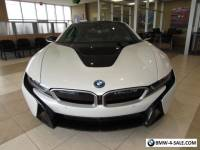2014 BMW i8 2014 BMW I8 SERIES COUPE 2D AWD 13 TURBO