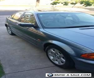 BMW E46 328i 1998 executive sedan for Sale