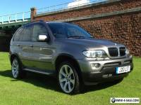 BMW X5 3.0d Sport - Genuine Exclusive edition.