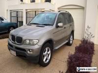 06 BMW X5