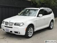 2008 BMW X3 M Line
