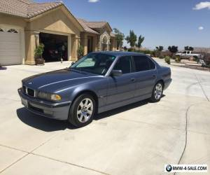 2001 BMW 7-Series 4 Door for Sale