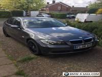 BMW 318i 143 bhp 2008 69k
