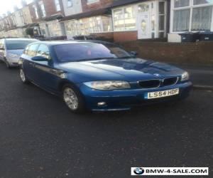 BMW 1 SERIES 2.0 120i SE Auto 5dr, LPG, 87k for Sale
