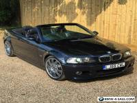 2005 BMW E46 M3 CONVERTIBLE CARBON BLACK