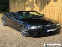 2005 BMW E46 M3 CONVERTIBLE CARBON BLACK