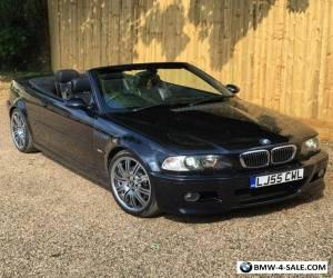 2005 BMW E46 M3 CONVERTIBLE CARBON BLACK for Sale