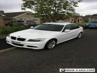 2011 BMW 318D M SPORT PERFORMANCE EDITION WHITE